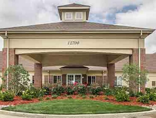 Rose Estates Assisted Living Community In Overland Park