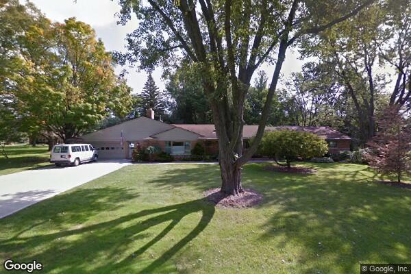 R.C. Mahon Home-Bloomfield Hills