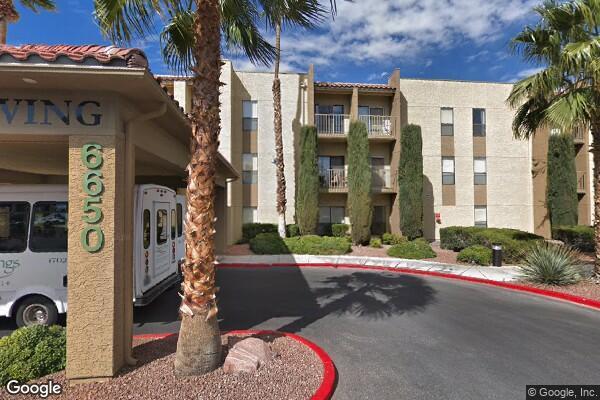 Desert Springs Senior Living-Las Vegas