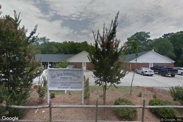Heath Springs Residential Care Center-Heath Springs