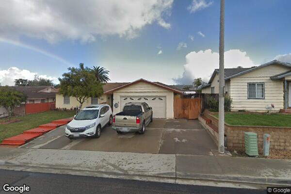 Hawkins Family Home-Chula Vista