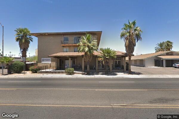 Burkeshire Retirement Hotel-Phoenix