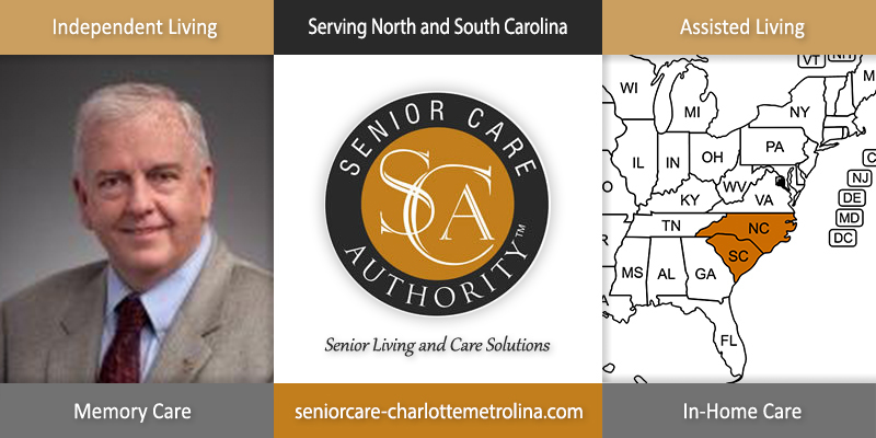 Meet Mike Mannion, Owner of Senior Care Authority of Charlotte Metrolina.