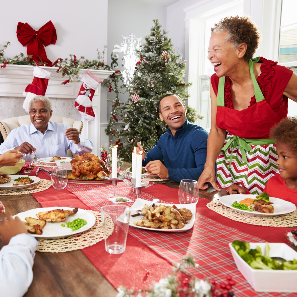 How You Can Make the Holidays Senior Friendly