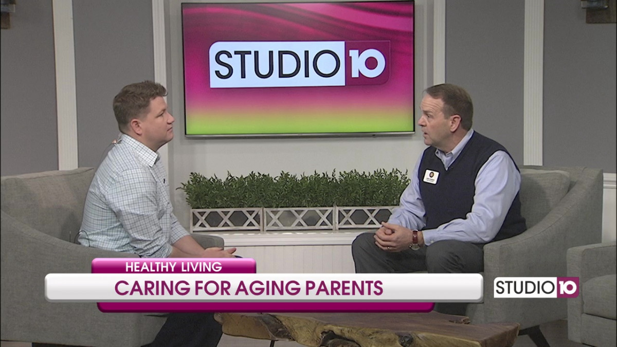 Taking Care of Aging Parents by David Johnson